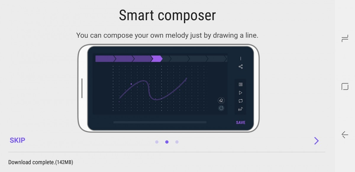 Samsung Galaxy S9 oficial design 1