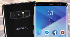 Samsung Galaxy S9 procesor iPhone X