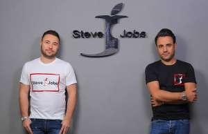 Steve Jobs firma italia