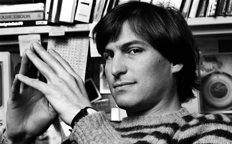 Steve Jobs produs ilegal
