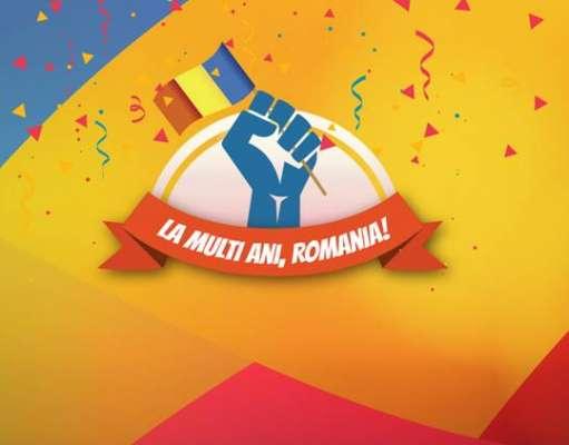Ziua Nationala. Parada 1 Decembrie Bucuresti LIVE