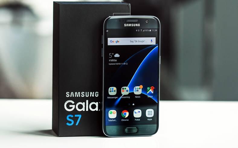 eMAG. Galaxy S7 REDUS 1000 LEI Craciun