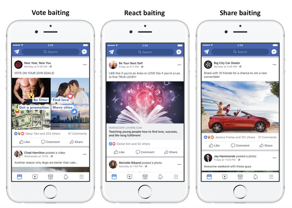 facebook cersetori like share