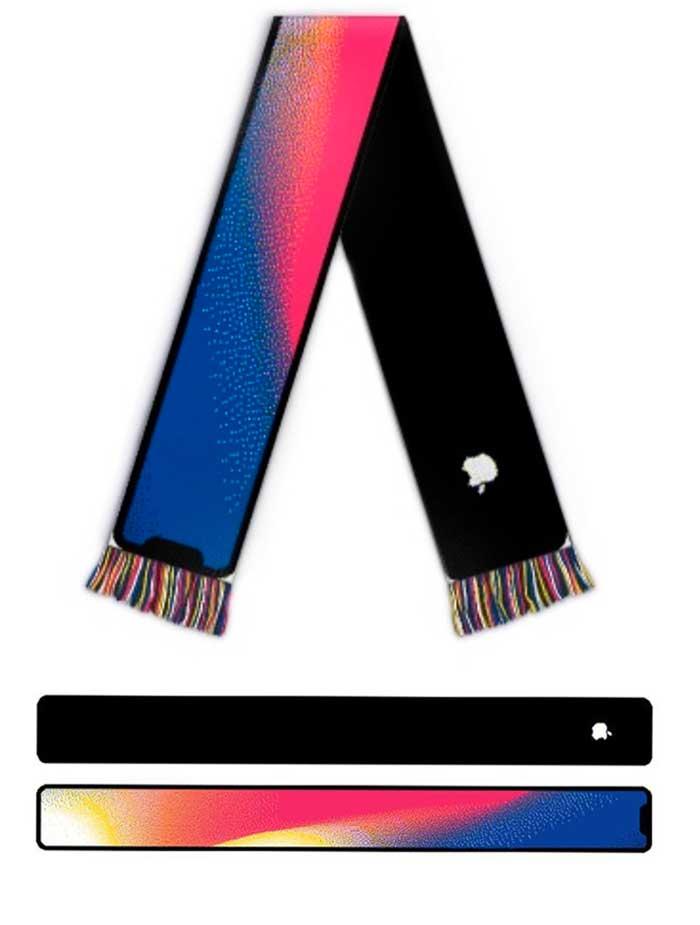fular iPhone X