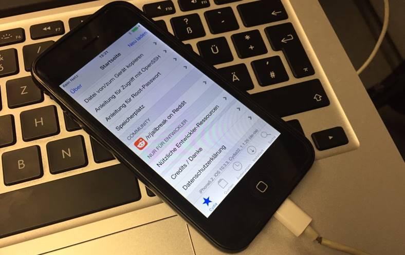 iOS 10.3.3 jailbreak demonstrat