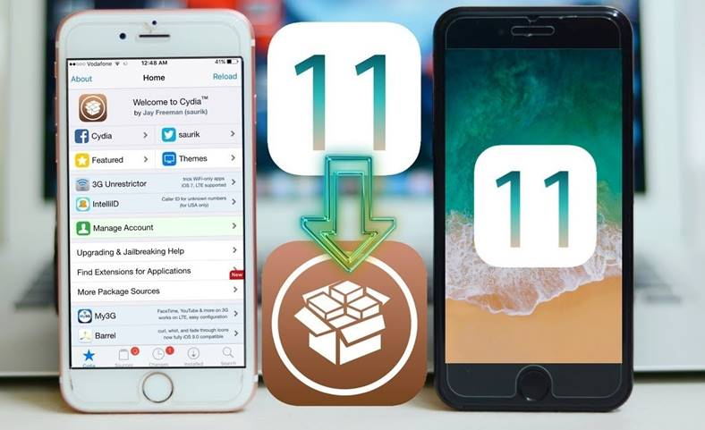 iOS 11.1.2 jailbreak lansat iphone ipad