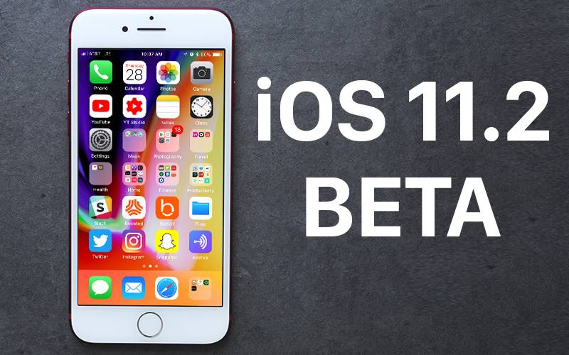 iOS 11.2 beta 6