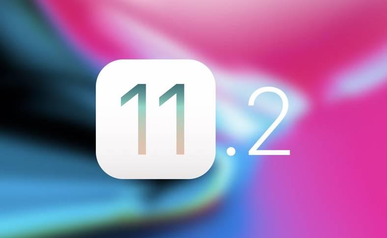iOS 11.2 performante iOS 11.1.2