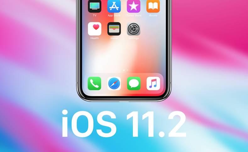 iOS 11.2 schimbare importanta