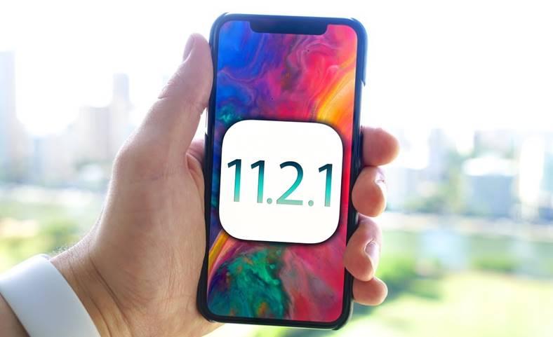 iOS 11.2.1 performante iOS 11.2