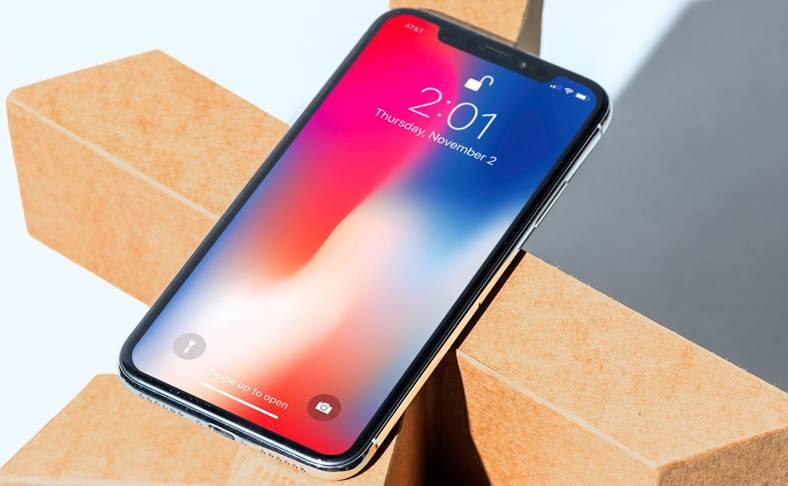 iPhone 2018 decupaj ecran