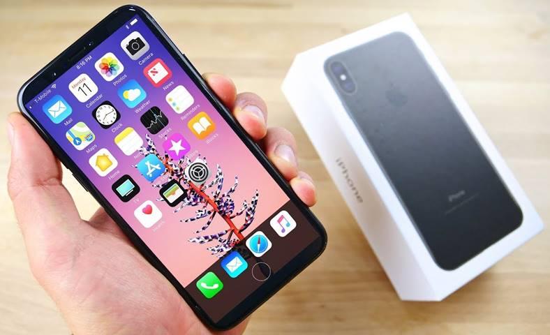 iPhone X clona victime