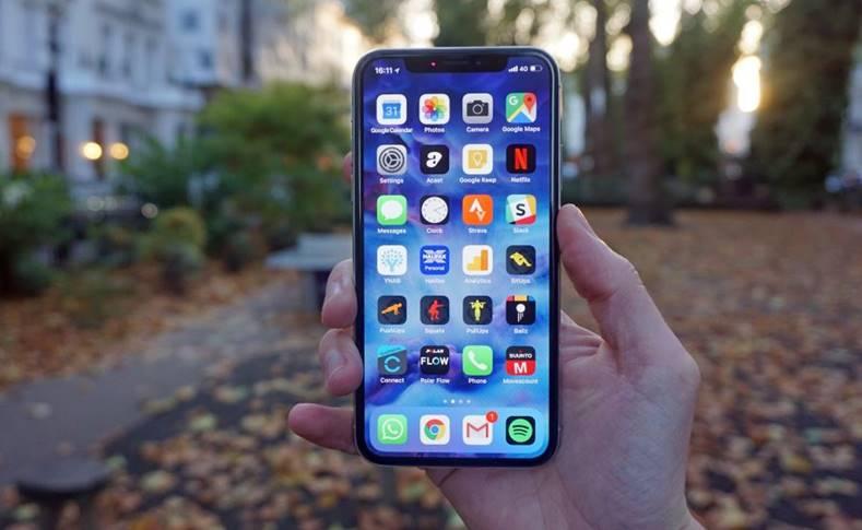 iPhone X cota piata iOS t3 2017