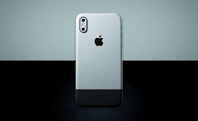 iPhone X folie iPhone 2G