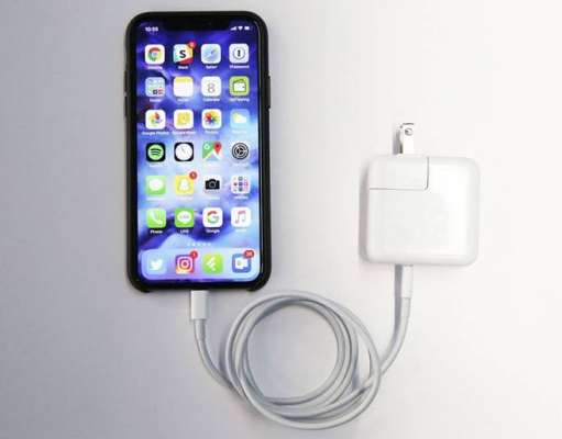 iPhone X incarcare rapida