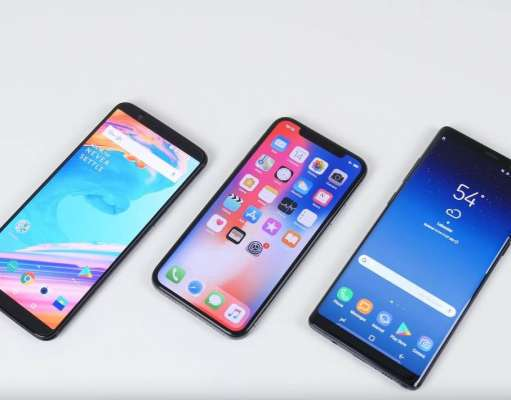 iPhone X incarcare rapida samsung galaxy note 8