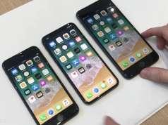 iPhone X iphone 8 vanzari slabe