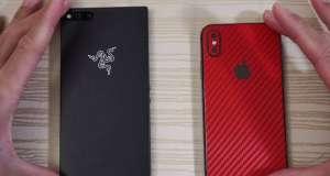 iPhone X razer Phone OnePLus 5T performante