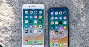 iPhone X vanzari iPhone 8 zilnic