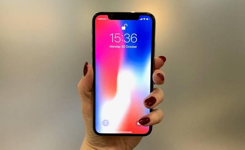 iPhone X vanzari slabe