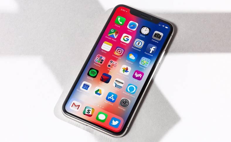 iPhone camere baterii