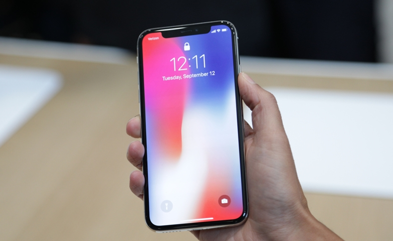 iphone x productie componente