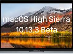 macOS High Sierra 10.13.3 beta 2