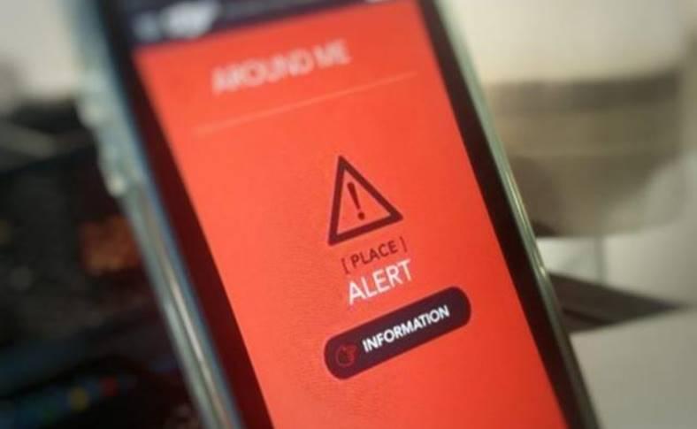 ro-alert sistem alerta sms