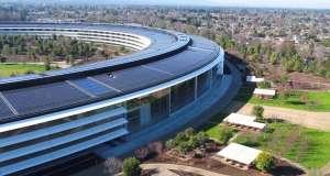 2018 Apple Park Constructie