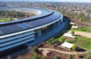 2018 Apple Park Constructie