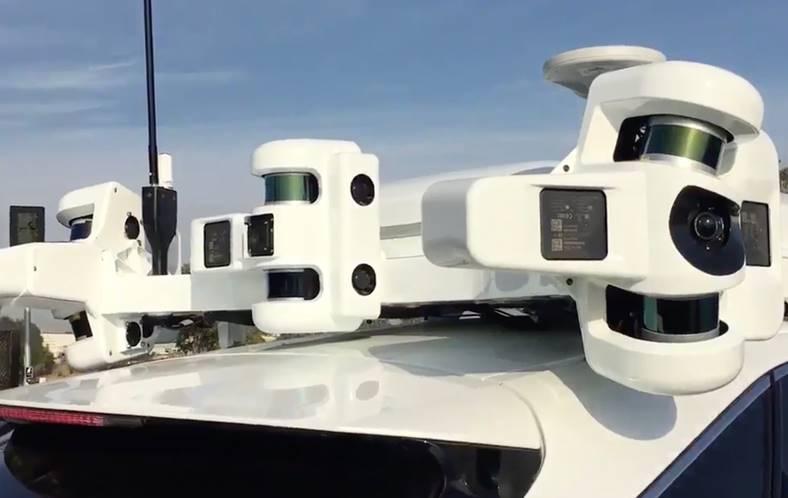 Apple zeci masini autonome
