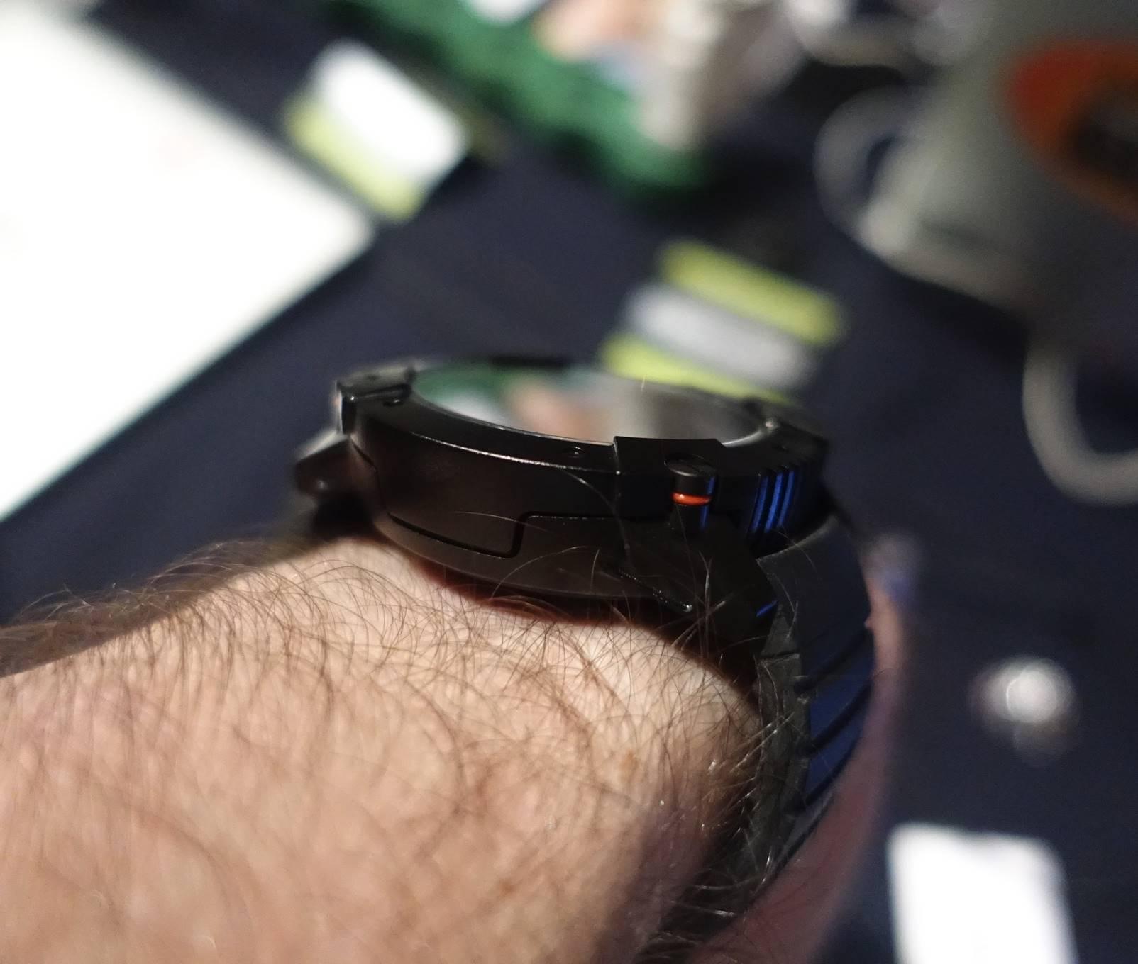CES 2018 PowerWatch X smartwatch 1