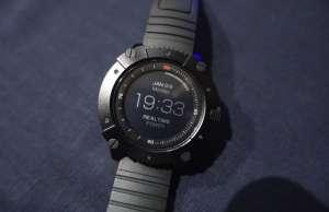CES 2018 PowerWatch X smartwatch