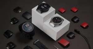 CES 2018 blocks smartwatch modular