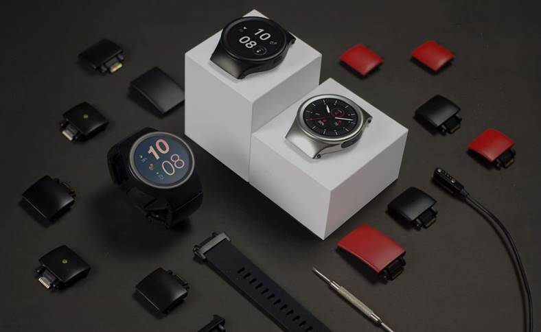 CES 2018 blocks smartwatch modular