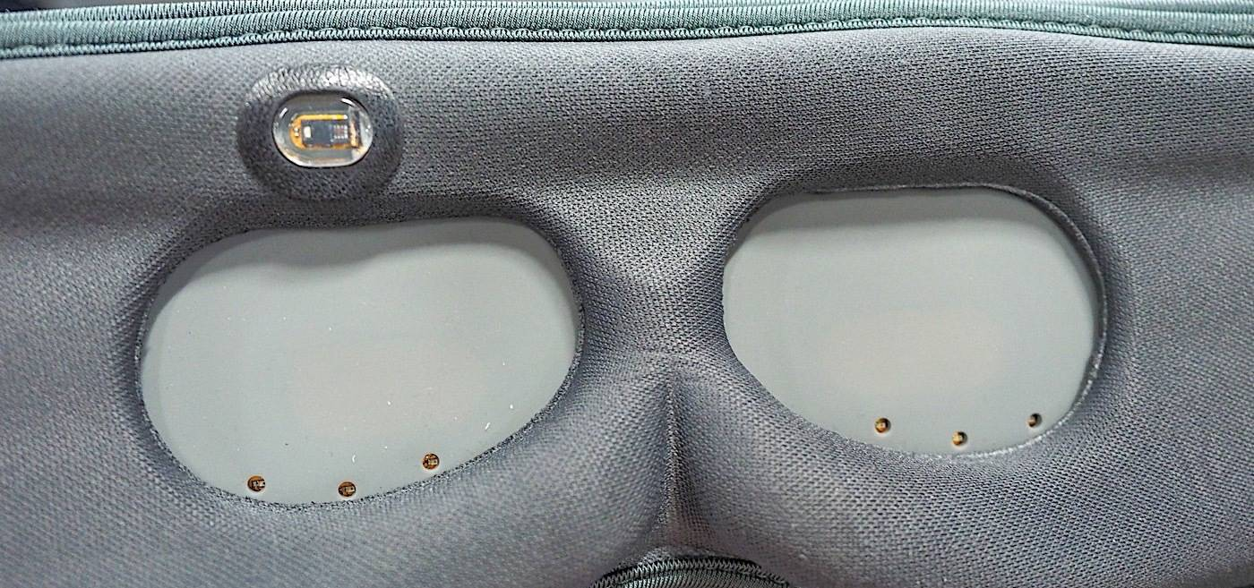CES 2018 masca dormit inteligenta 1