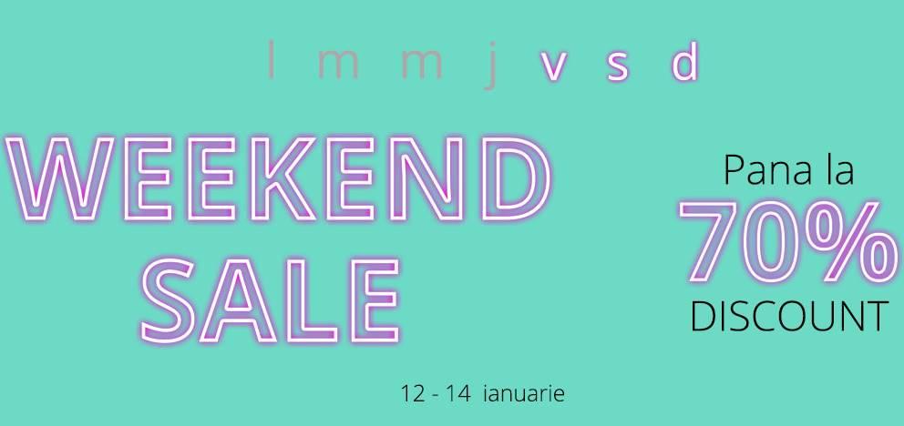 Fashion Days Weekend Sale Mii Produse Oferta