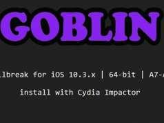 G0blin iOS 10.3.x jailbreak