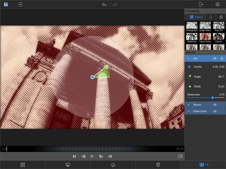 LumaFX iPhone iPad