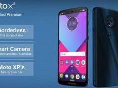 Motorola Moto X5 copie iPhone X