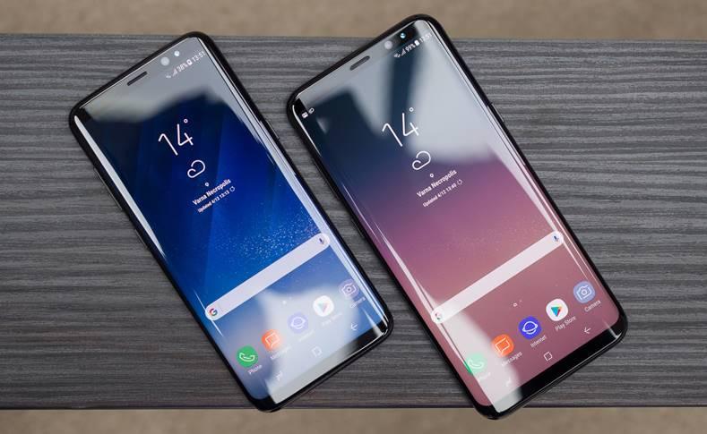 Samsung Galaxy S8 Problema Ecran