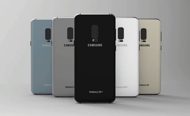 Samsung Galaxy S9 Design Final