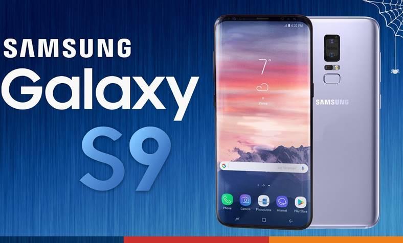 Samsung Galaxy S9 animoji dual-sim