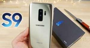 Samsung Galaxy S9 clona