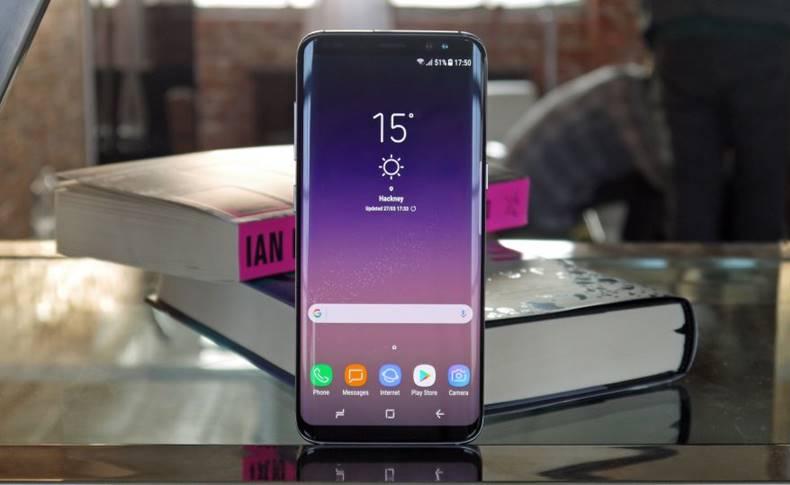 Samsung Galaxy S9 imagine carcasa oficial