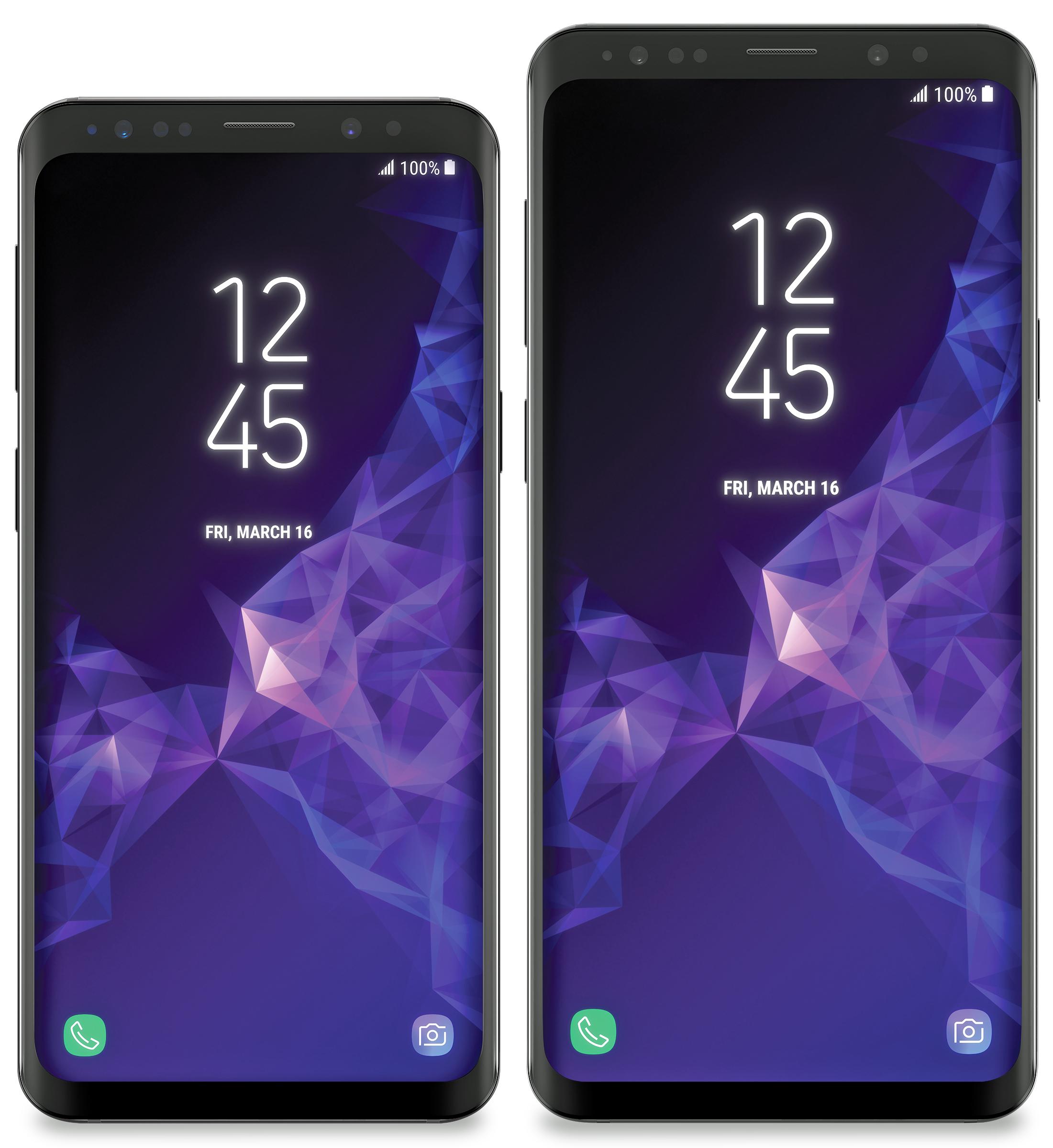 Samsung Galaxy S9 imagini oficiale