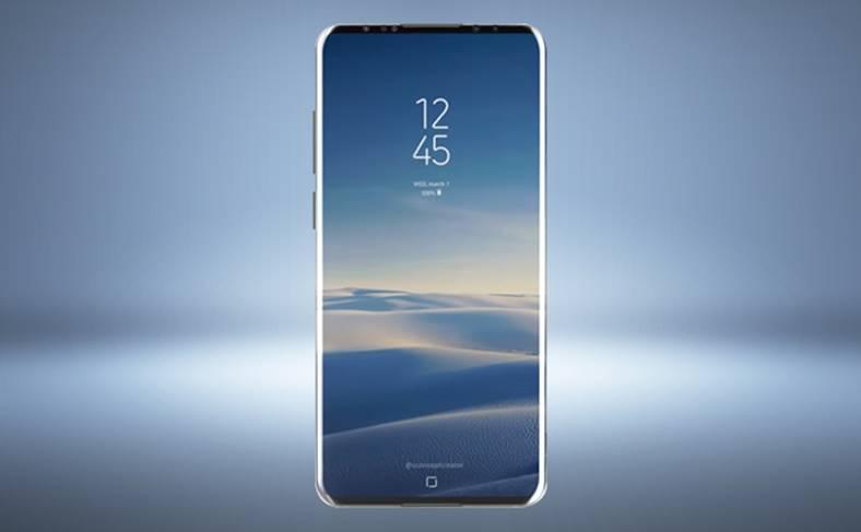 Samsung Galaxy S9 intelligentscan face id