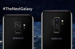 Samsung Galaxy S9 noua camera feat