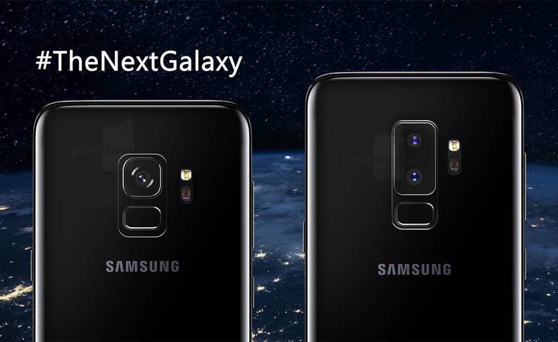 Samsung Galaxy S9 noua camera feat