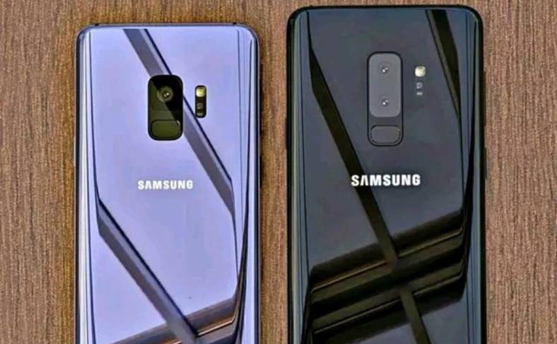 Samsung Galaxy S9 poza falsa